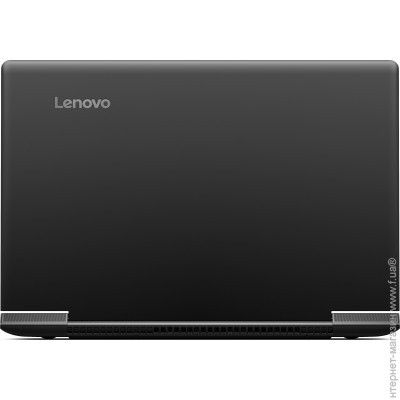 Ноутбук Lenovo IdeaPad 700-17 (80RV0016UA) Black - Silver - 7