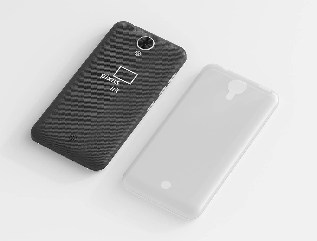 Мобильный телефон Pixus Hit - 5