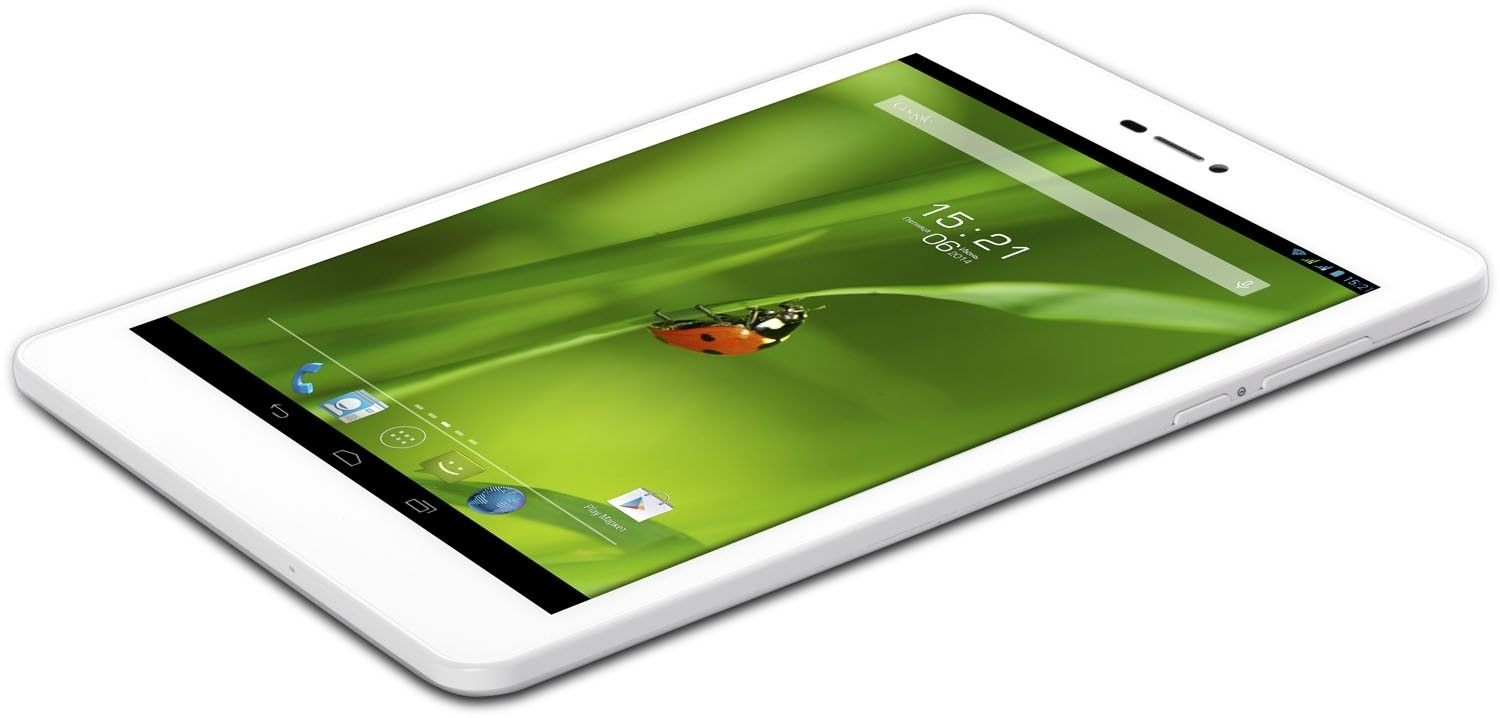 Планшет Fly Flylife Connect 7.85 3G 2 White - 2