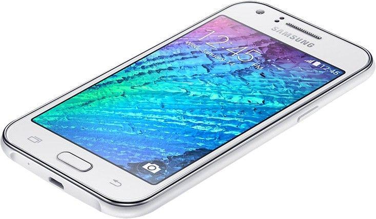 Мобильный телефон Samsung Galaxy J1 Ace Duos J110H White - 3