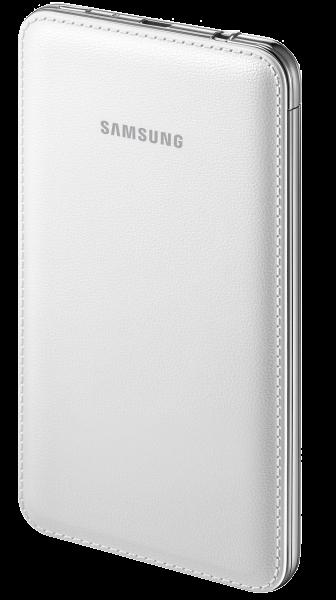 Портативная батарея Samsung EB-PG900BWEGRU White - 1