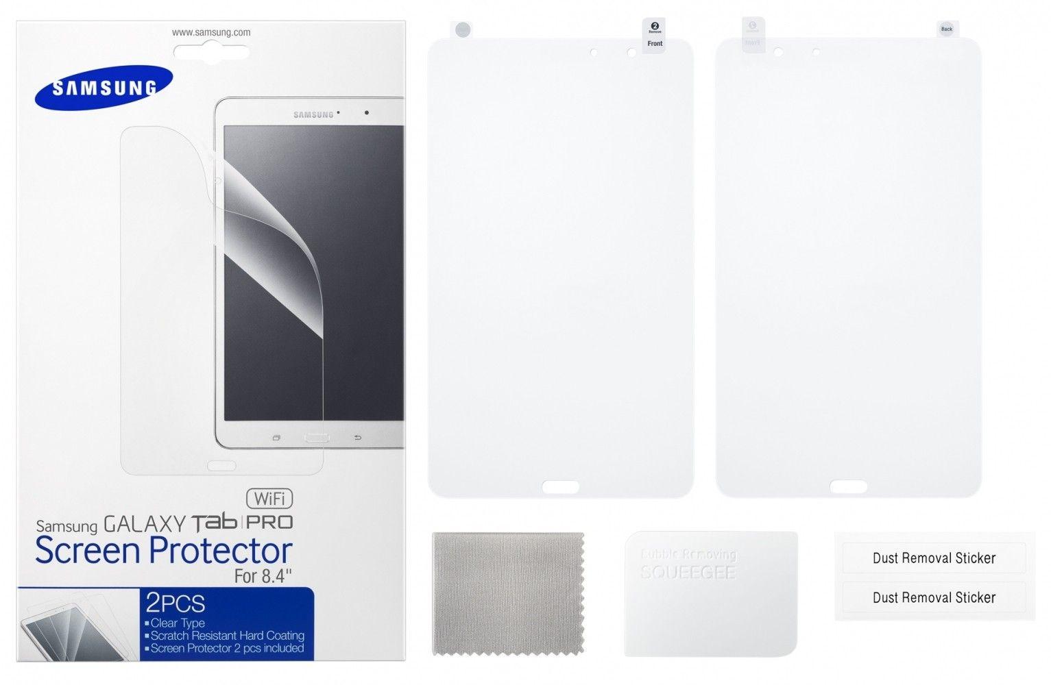 Защитная пленка Samsung ET-FT320CTEGRU для Galaxy Tab Pro 8.4 - 1