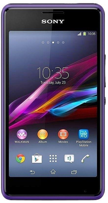 Мобильный телефон Sony Xperia E1 D2105 Purple - 1