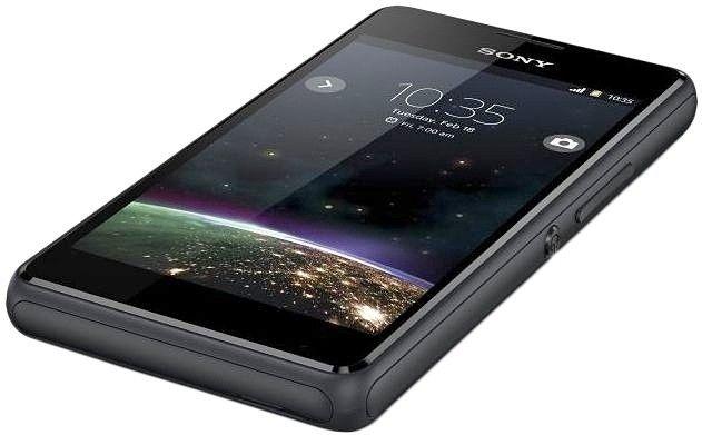 Мобильный телефон Sony Xperia E1 D2105 Black - 3