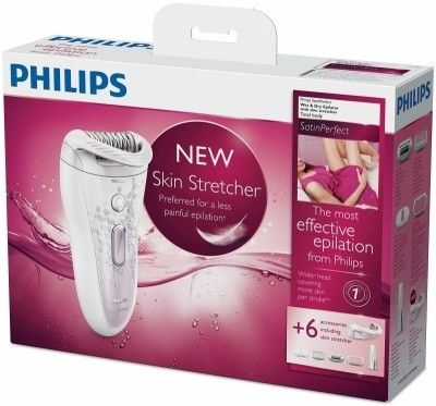 Эпилятор PHILIPS HP6583/02 - 4
