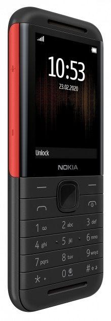Мобильный телефон Nokia 5310 2020 DualSim Black/Red от Територія твоєї техніки - 4