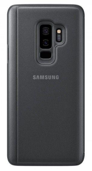 Чехол-Книжка Samsung Clear View Standing Cover S9 Plus Black (EF-ZG965CBEGRU) от Територія твоєї техніки - 4