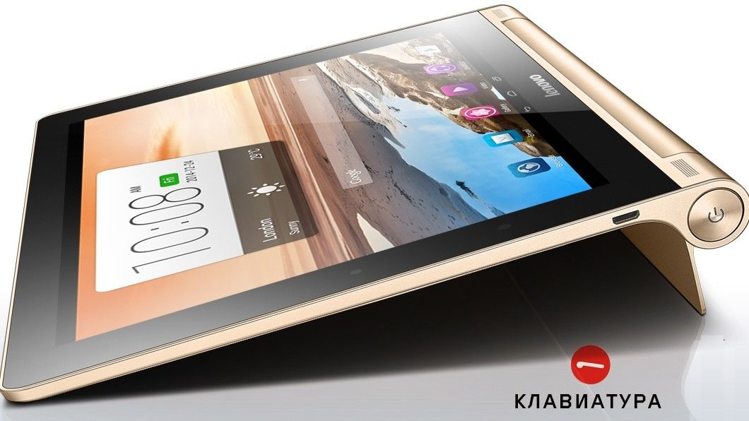 "Планшет Lenovo Yoga Tablet 10"" HD Plus B8080 3G 16GB (59412234) - 6"