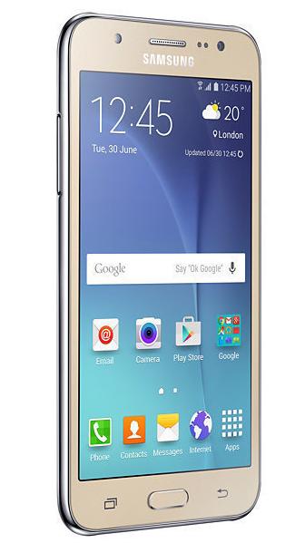 Мобильный телефон Samsung J510H Galaxy J5 2016 16GB Gold (SM-J510HZDDSEK) - 4