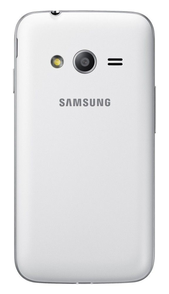 Мобильный телефон Samsung Galaxy Ace 4 Duos SM-G313HU DS Charcoal Gray - 2