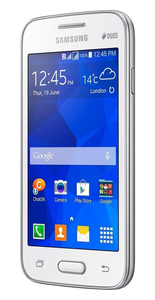 Мобильный телефон Samsung Galaxy Ace 4 Lite G313H Classic White - 3