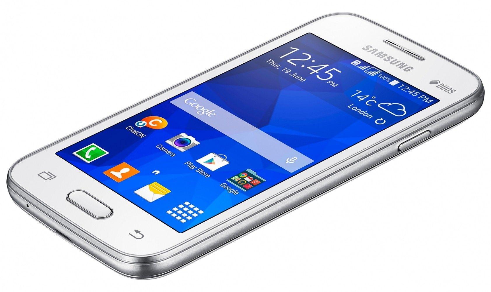 Мобильный телефон Samsung Galaxy Ace 4 Lite G313H Classic White - 4