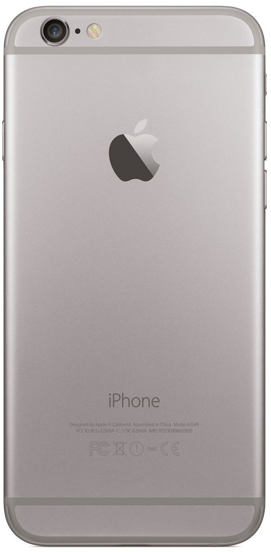 Мобильный телефон Apple iPhone 6 64GB Space Gray - 3