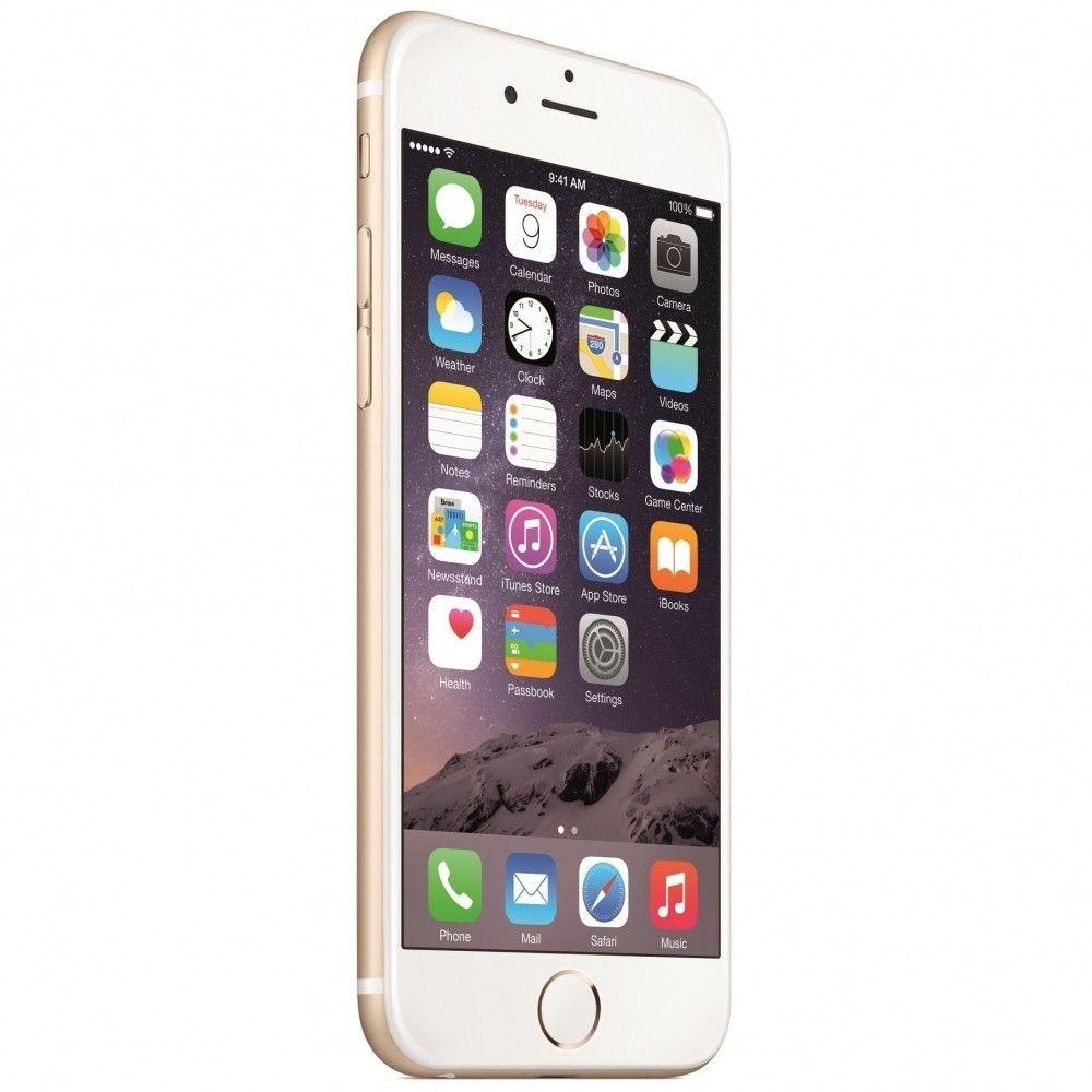 Мобильный телефон Apple iPhone 6 64GB Gold - 1