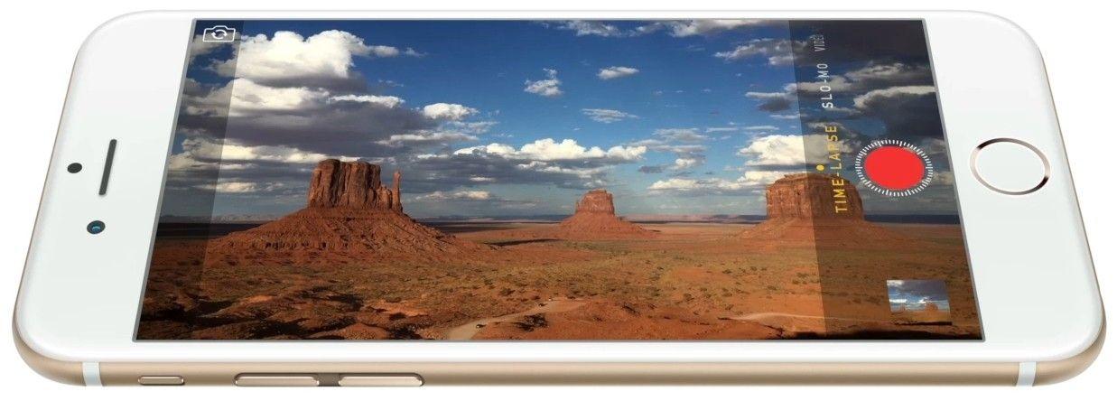 Мобильный телефон Apple iPhone 6 64GB Gold - 2