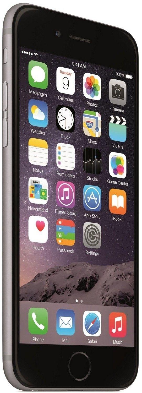 Мобильный телефон Apple iPhone 6 128GB Space Gray - 1