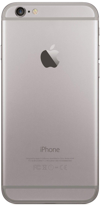 Мобильный телефон Apple iPhone 6 128GB Space Gray - 3