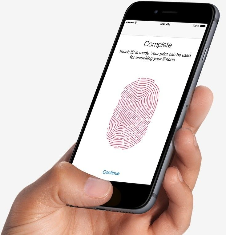 Мобильный телефон Apple iPhone 6 128GB Space Gray - 4