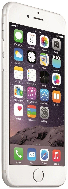 Мобильный телефон Apple iPhone 6 128GB Silver - 1