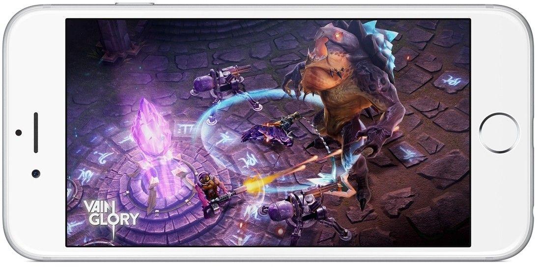 Мобильный телефон Apple iPhone 6 128GB Silver - 2