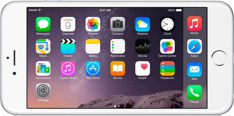 Мобильный телефон Apple iPhone 6 Plus 64GB Silver - 7
