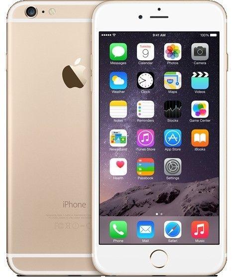 Мобильный телефон Apple iPhone 6 Plus 128GB Gold - 3
