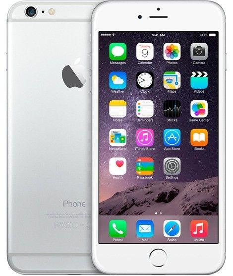 Мобильный телефон Apple iPhone 6 Plus 128GB Silver - 6