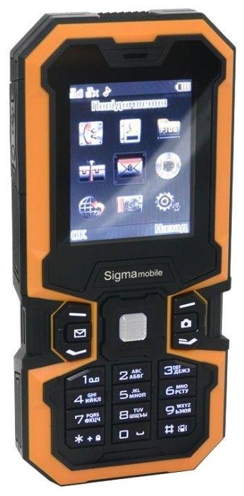 Мобильный телефон Sigma mobile X-treme IZ67 Boat (900mAh + 1700mAh) - 2