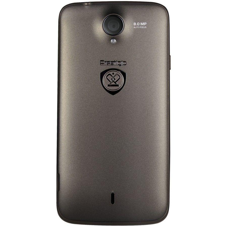 Мобильный телефон Prestigio MultiPhone 3502 Duo Metal  - 1