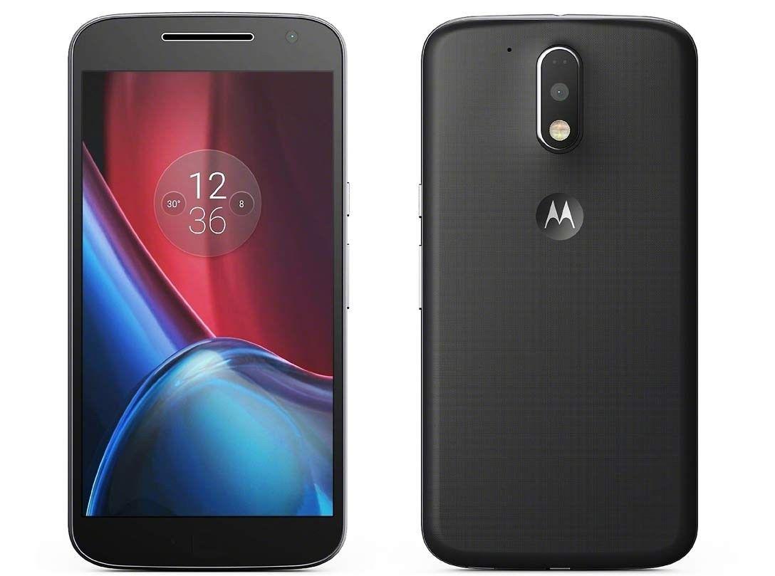 Мобильный телефон Motorola Moto G4 (XT1622) Black - 2