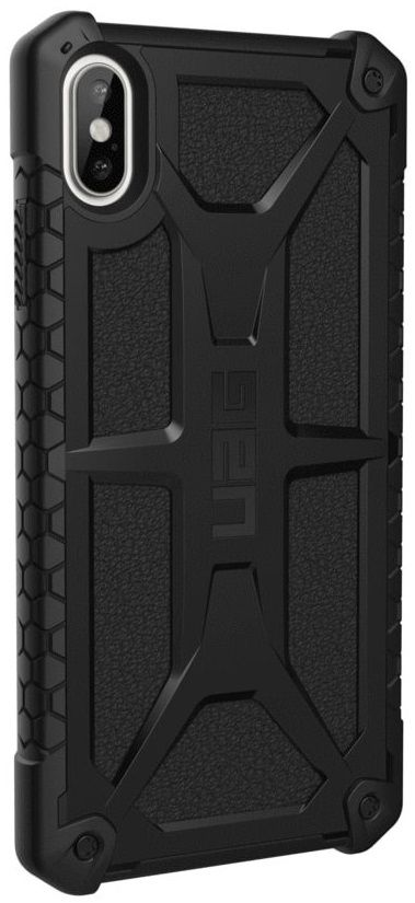 Панель Urban Armor Gear Monarch для Apple iPhone Xs Max (111101114040) Black от Територія твоєї техніки - 4