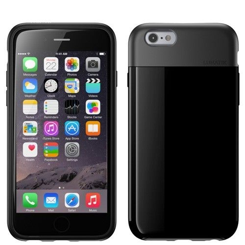 Чехол Lunatik FLAK Black (FLK6-4701) for iPhone 6/6s - 2