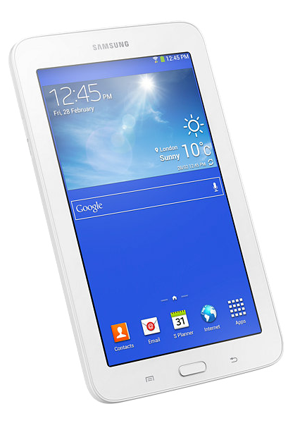 Планшет Samsung Galaxy Tab 3 Lite 7.0 VE 8GB White (SM-T113NDWASEK) - 4