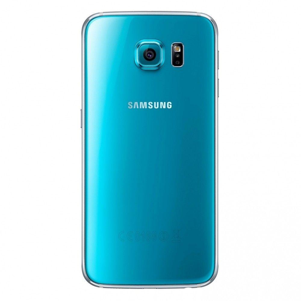 Мобильный телефон Samsung Galaxy S6 32Gb G920FD (SM-G920FZBUSEK) Blue - 1