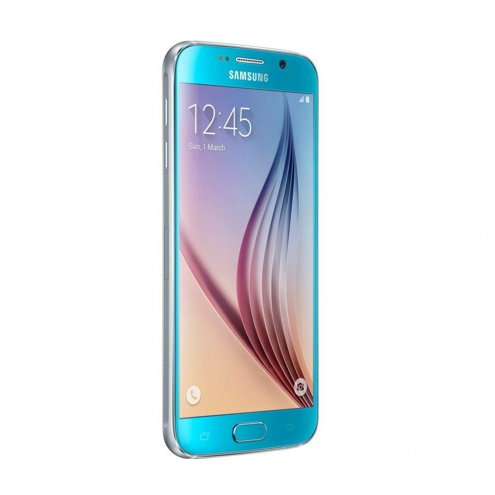 Мобильный телефон Samsung Galaxy S6 32Gb G920FD (SM-G920FZBUSEK) Blue - 4