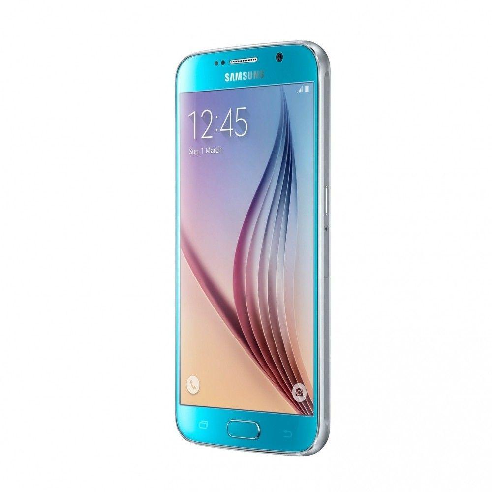 Мобильный телефон Samsung Galaxy S6 32Gb G920FD (SM-G920FZBUSEK) Blue - 5
