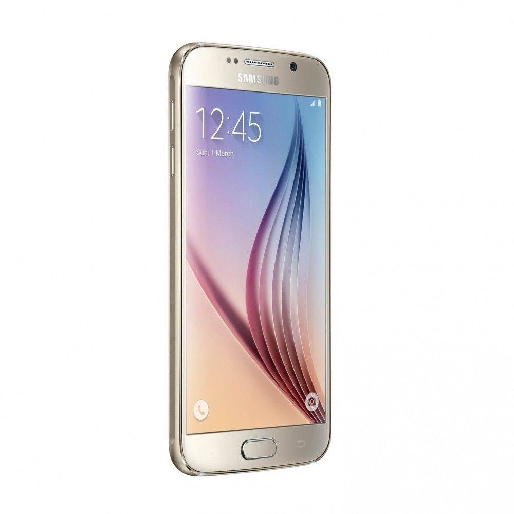Мобильный телефон Samsung Galaxy S6 32Gb G920FD (SM-G920FZDUSEK) Gold - 4