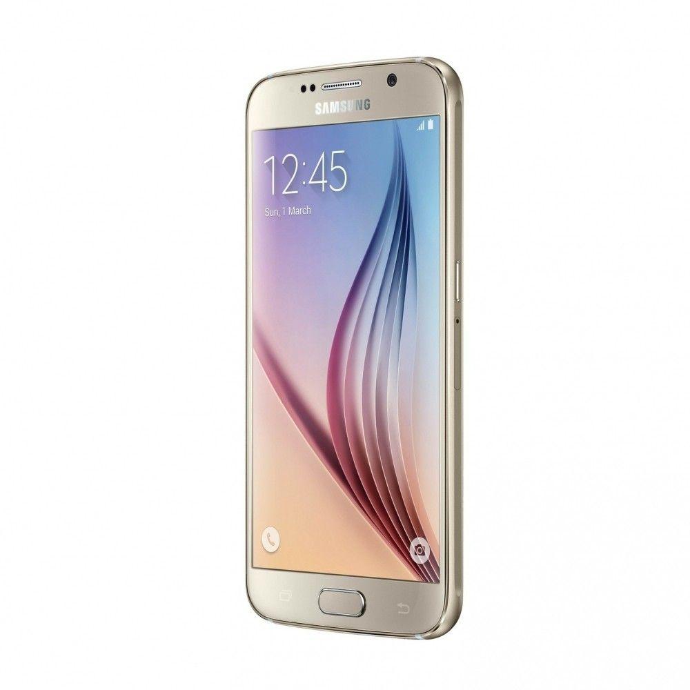 Мобильный телефон Samsung Galaxy S6 32Gb G920FD (SM-G920FZDUSEK) Gold - 5