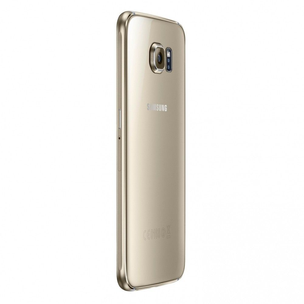 Мобильный телефон Samsung Galaxy S6 32Gb G920FD (SM-G920FZDUSEK) Gold - 6