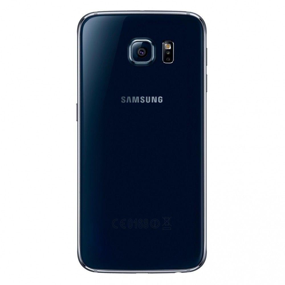 Мобильный телефон Samsung Galaxy S6 32Gb G920FD (SM-G920FZKUSEK) Black - 1