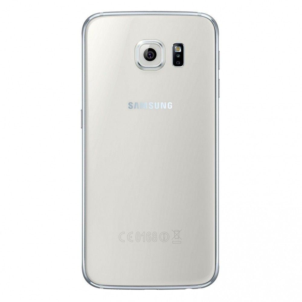 Мобильный телефон Samsung Galaxy S6 32Gb G920FD (SM-G920FZWUSEK) White - 1