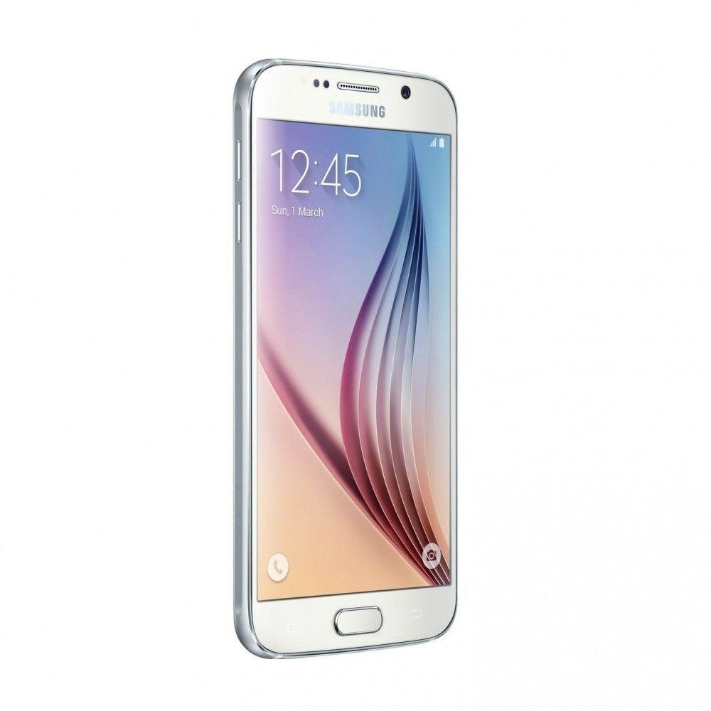 Мобильный телефон Samsung Galaxy S6 32Gb G920FD (SM-G920FZWUSEK) White - 4