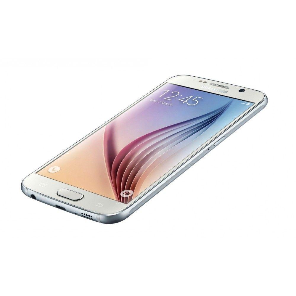 Мобильный телефон Samsung Galaxy S6 32Gb G920FD (SM-G920FZWUSEK) White - 8