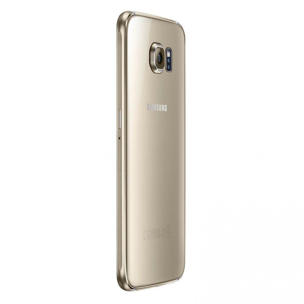 Мобильный телефон Samsung Galaxy S6 64Gb G920FD (SM-G920FZDVSEK) Gold - 6