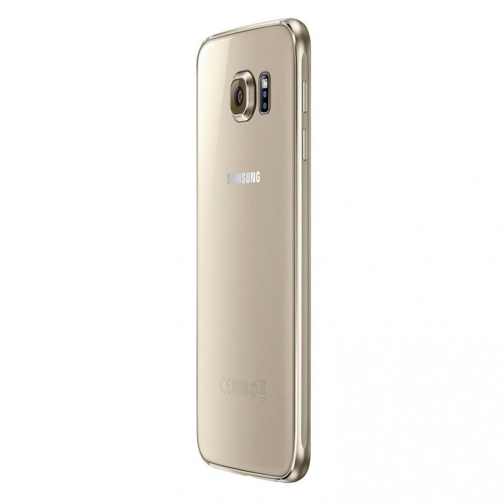 Мобильный телефон Samsung Galaxy S6 64Gb G920FD (SM-G920FZDVSEK) Gold - 7