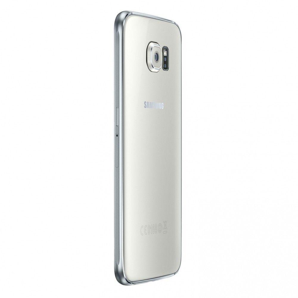 Мобильный телефон Samsung Galaxy S6 64Gb G920FD (SM-G920FZWVSEK) White - 6
