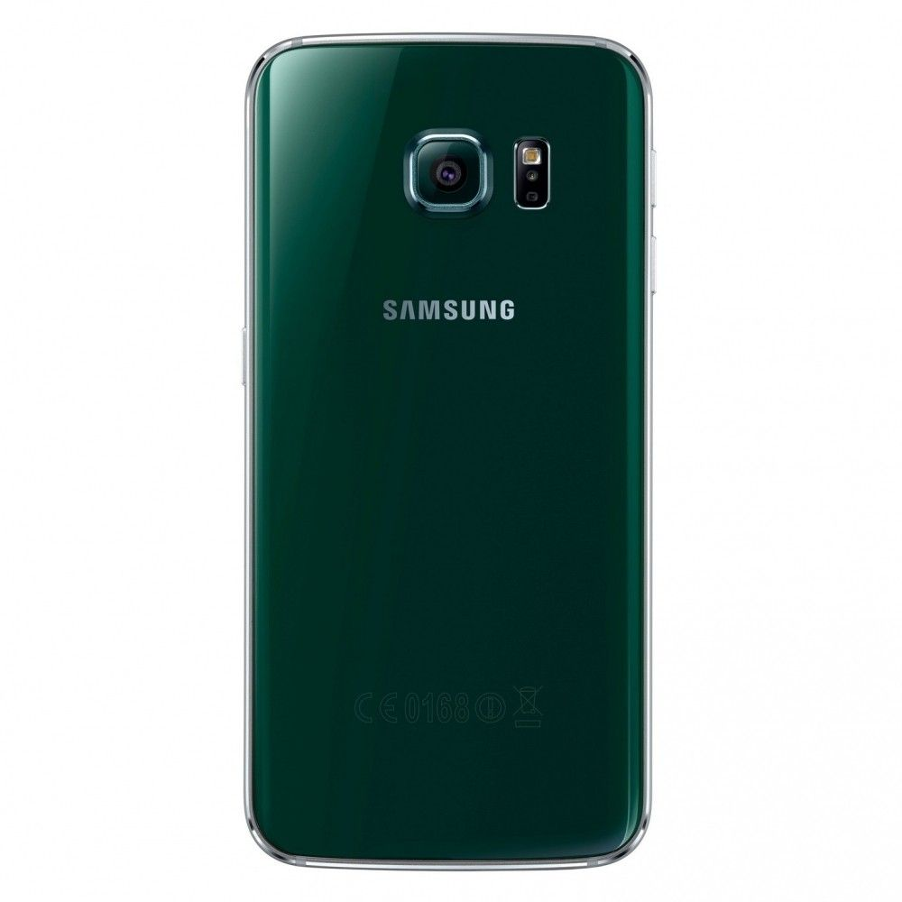 Мобильный телефон Samsung Galaxy S6 Edge 64GB G925F (SM-G925FZGESEK) Green - 1