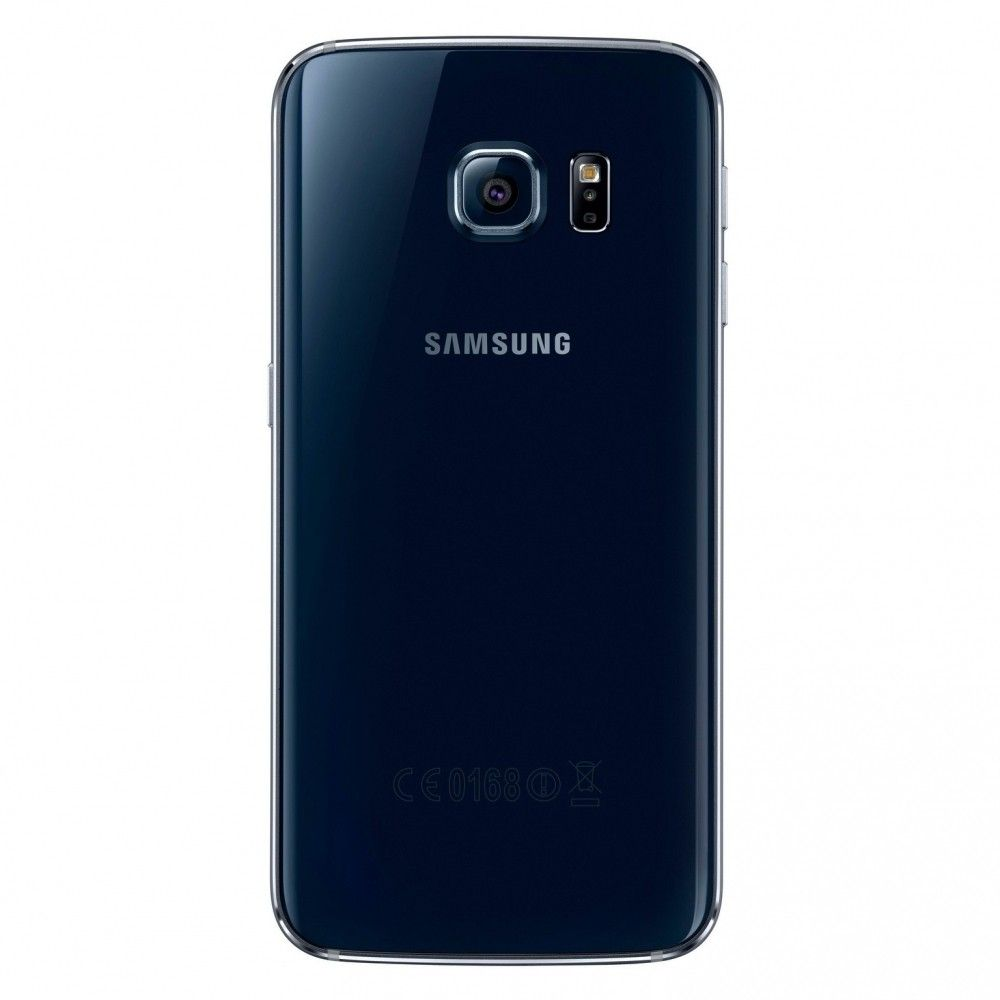 Мобильный телефон Samsung Galaxy S6 Edge 64GB G925F (SM-G925FZKESEK) Black - 1