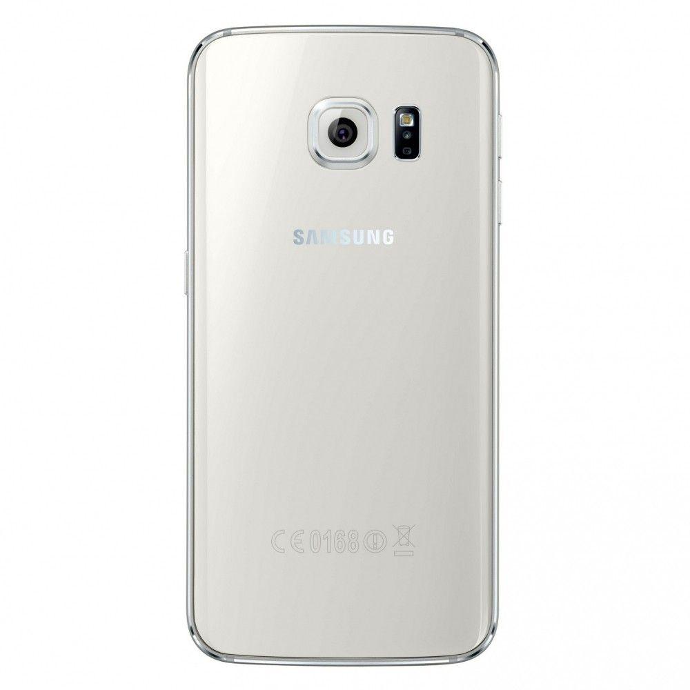 Мобильный телефон Samsung Galaxy S6 Edge 64GB G925F (SM-G925FZWESEK) White - 1