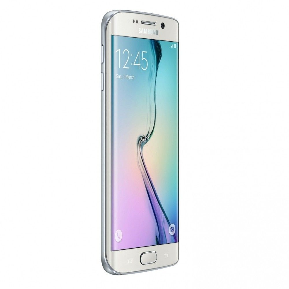 Мобильный телефон Samsung Galaxy S6 Edge 64GB G925F (SM-G925FZWESEK) White - 4